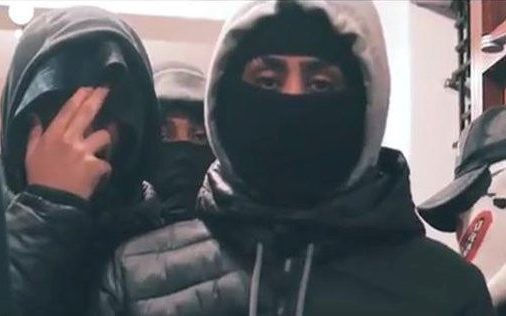 Drill rapper banned from using drug dealing slang words in music videos posted on social media