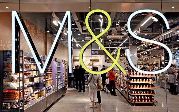 Marks & Spencer admits new website confused shoppers