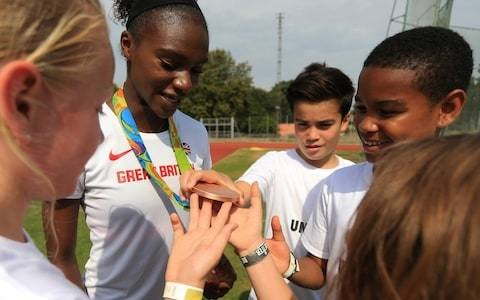 It's a mistake to discourage young people from doing sport, especially when it could help them flourish
