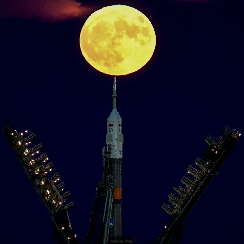 Supermoon in pictures: Incredible images from around the globe