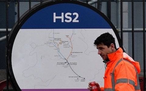 Letters: HS2 is the kind of infrastructure project the national economy needs