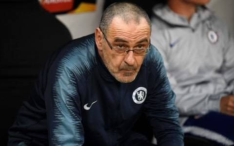 Roma ready to offer Maurizio Sarri escape route out of Chelsea