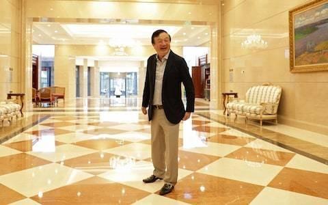 US 'underestimates' Huawei, says company's founder Ren Zhengfei