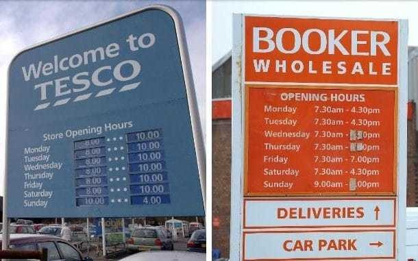 Tesco merger sparks pressure to offload convenience stores
