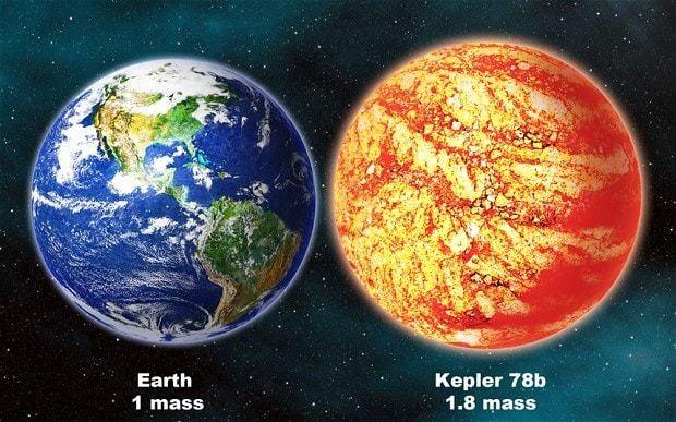Earth - Magazine cover