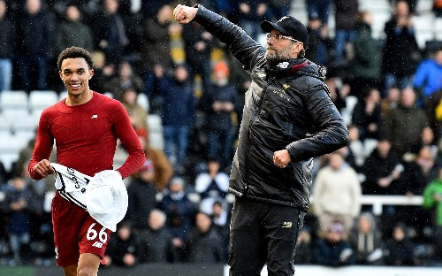 Trent Alexander-Arnold: The last week proves Liverpool's mental resilience