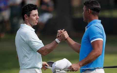 Brooks Koepka dismisses talk of rivalry – 'Rory McIlroy hasn't won a major since I've been on the PGA Tour'