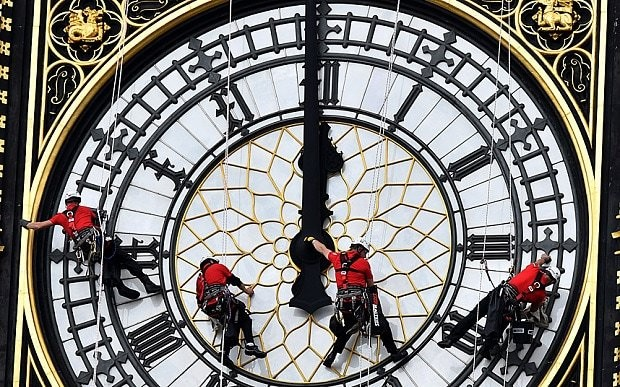 Clocks to read 11:59:60 tonight as time lords add leap second