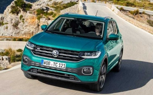 Volkswagen T-Cross review: more than a jacked-up supermini looking for a field to get stuck in?