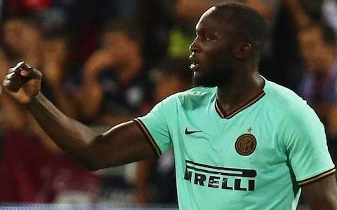 Cagliari avoid sanctions following alleged racist abuse of Inter Milan striker Romelu Lukaku