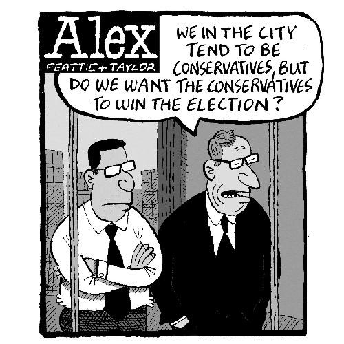 Alex cartoons, December 2019