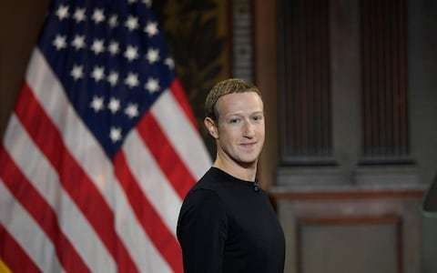 Facebook shares hit an all-time high as Mark Zuckerberg signals he's done apologising