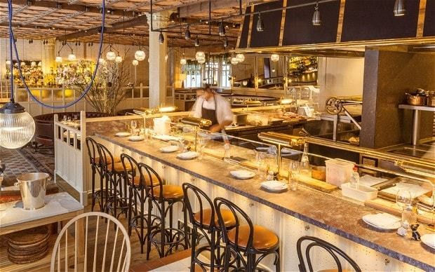 Chiltern Firehouse, London W1, restaurant review