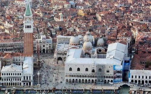 'Pink Panther' gang implicated in theft of maharajahs' jewels from Venice's Doge's Palace