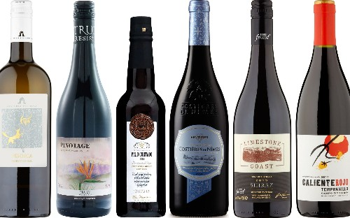 Telegraph wine experts pick the best supermarket wines to drink this weekend
