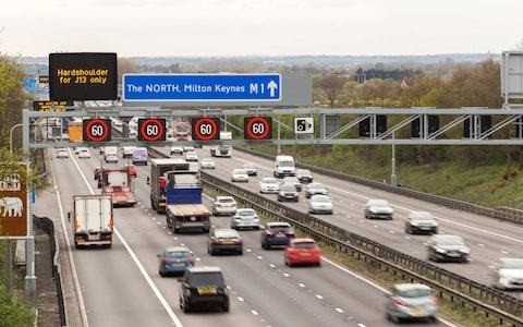 Smart motorways are putting lives at risk, former roads ministers says