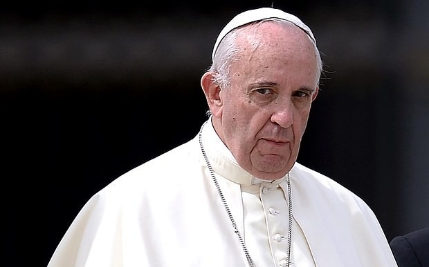 US 'disrupted' plot to harm Pope Francis
