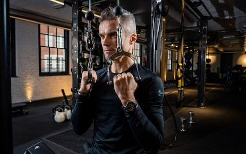 Midlife Fitness Files: Matt Roberts 'my body fat and fitness levels are the same at 46 as they were at 20'
