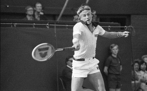 Wimbledon's top 50 male players in the Open Era