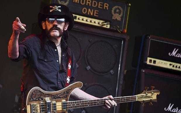 Motörhead, Glastonbury 2015, review: 'like a couple of old drunks at closing time'