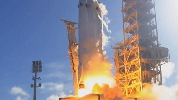 Elon Musk's SpaceX rocket heading towards asteroid belt after overshooting Mars' orbit