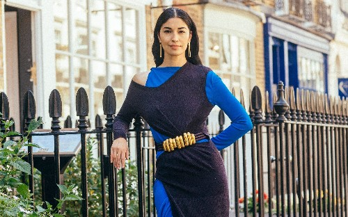 Body-con dresses, winkle-picker shoes and the new it-bag: Caroline Issa's autumn essentials