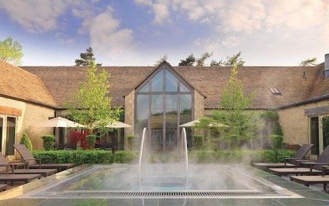 Chef has 'scalding hot liquid poured down trousers' in alleged bullying incident at luxury hotel