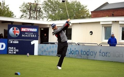 Joining the Paralympic party is golf's next driving aim