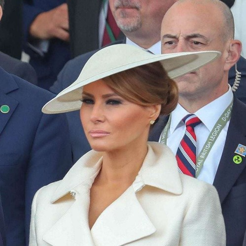 Melania Trump's best beauty looks during this week's State visit