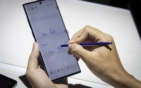 Samsung Note 10 launch: 5G phones and an even bigger screen for the iPhone challenger