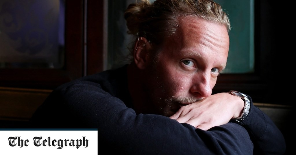 Laurence Fox is about to discover what a vicious slog it is to lead a new party