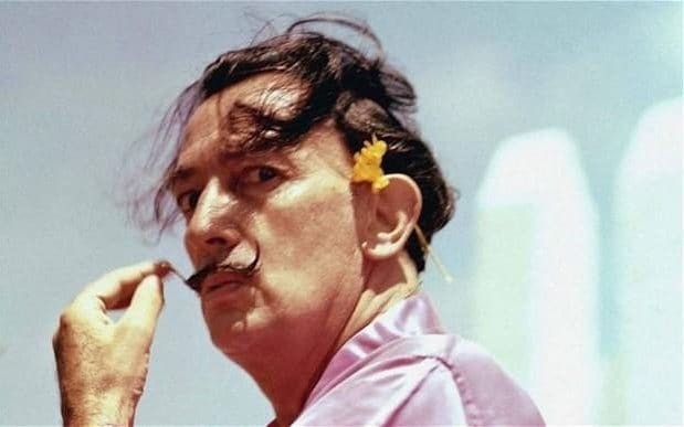 11 surreal facts about Salvador Dalí