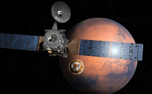 Life on Mars discovery closer than ever as mission prepares for blast off