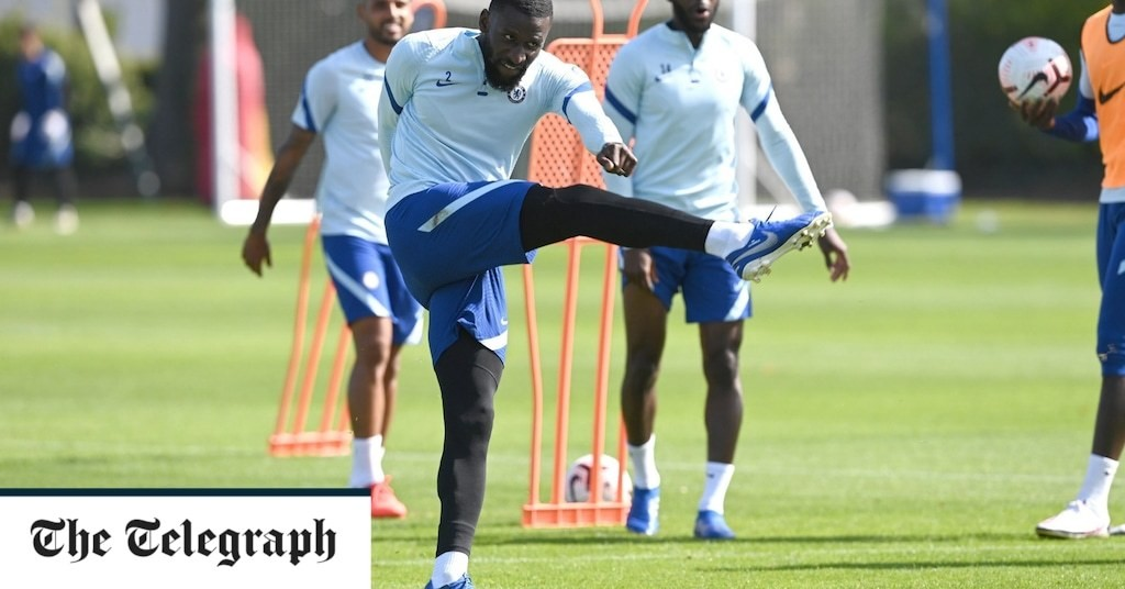 Antonio Rudiger hopes to be given chance to resurrect Chelsea career after talks with Frank Lampard