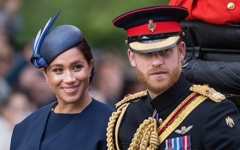 The chasm between what the Sussexes wanted and what they got