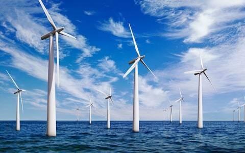 Energy customers paid £173m last year to turn wind turbines off