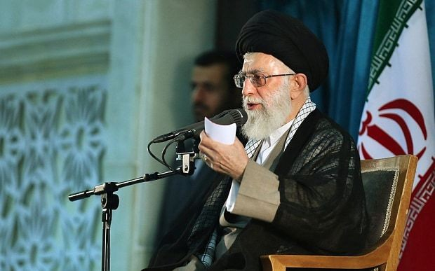 Supreme leader of Iran marks Holocaust Memorial Day by publishing Holocaust denying video