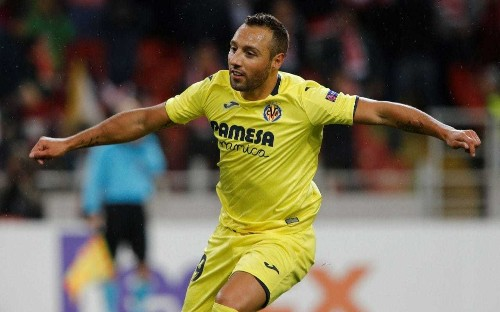 Santi Cazorla scores wonder goal for Villarreal to continue stirring comeback