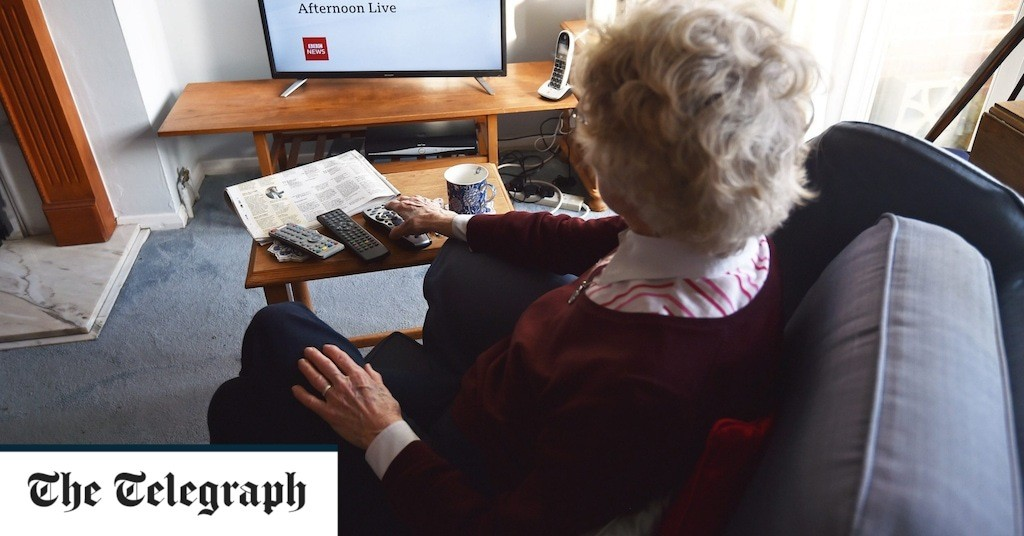 Over-75s warned of rise in TV Licence 'phishing' fraud