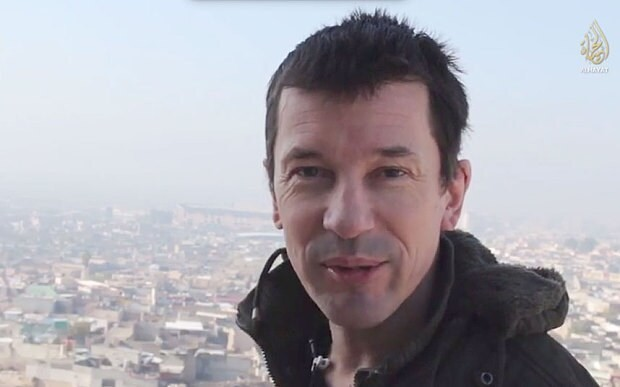 Isil hostage John Cantlie releases new propaganda video