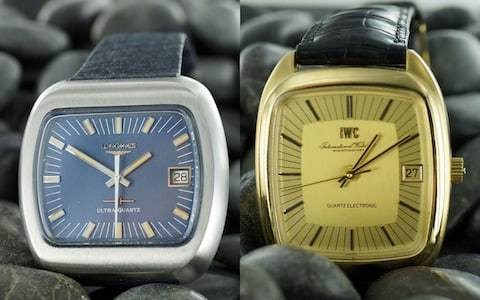 Big and brash, 'second place' Beta 21 watches are finally coveted by collectors - 50 years too late