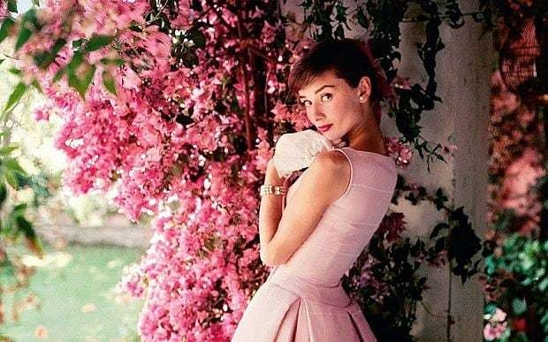 Audrey Hepburn: the iconic movie star as you've never seen her