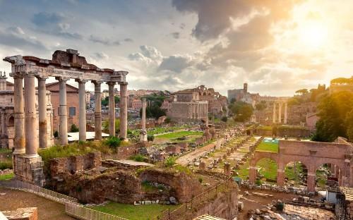 A weekend break in... Rome
