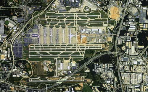 The world's busiest airport in numbers