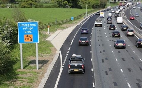 There's nothing clever about 'smart' motorways. It's time for a Government U-turn