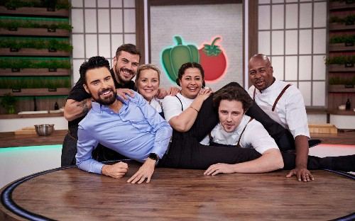 Chef Romy Gill on the return of Ready Steady Cook and battling her way to the top of the food world