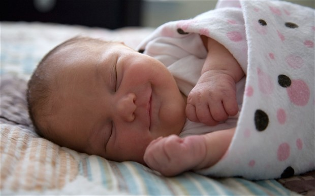 Babies 'can sniff out remedies they need for healing'