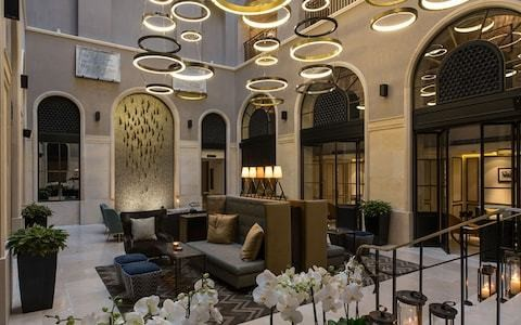 8 stylish boutique hotels in Istanbul, including art-filled rooms and stunning Bosphorus Strait views