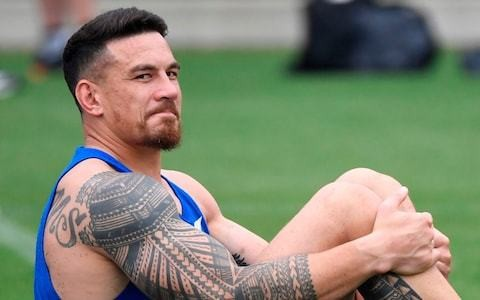 Sonny Bill Williams' move to Toronto Wolfpack confirmed, signing two-year contract