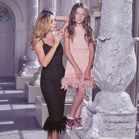 It's not our business how Abbey Clancy parents her daughter - and why isn't the dad ever criticised?